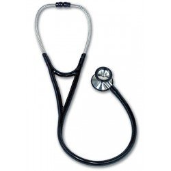 W.A. Baum Stainless Steel Cardiology Stethoscope