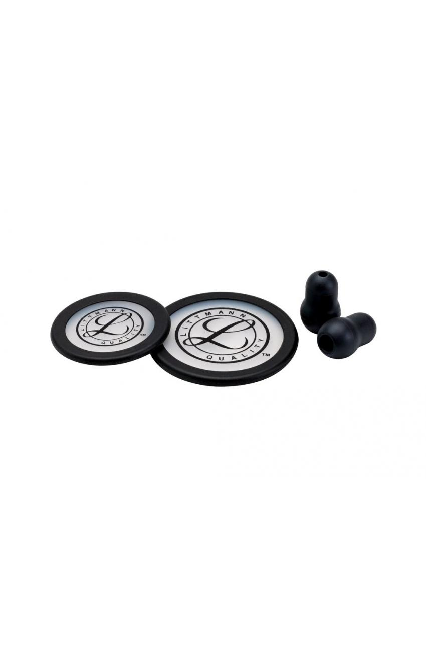 3M Littmann Spare Parts Kit, Classic III, Black