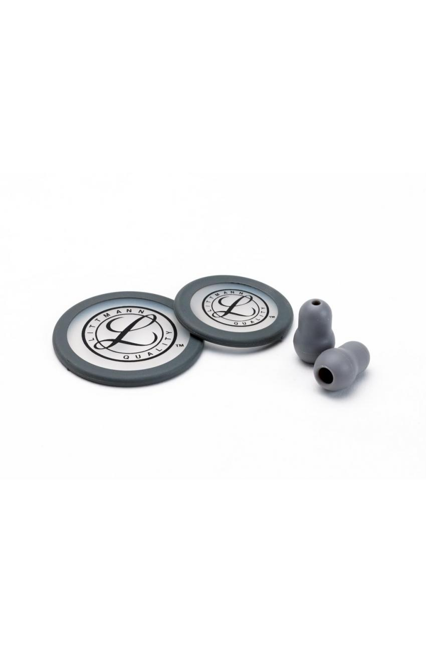 3M Littmann Spare Parts Kit, Classic III, Gray