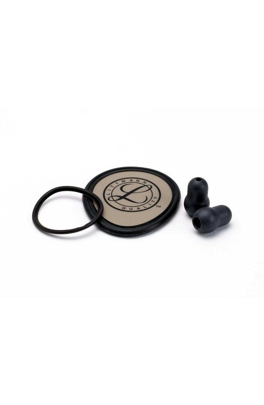 3M Littmann Spare Parts Kit, Lightweight II S.E., Black