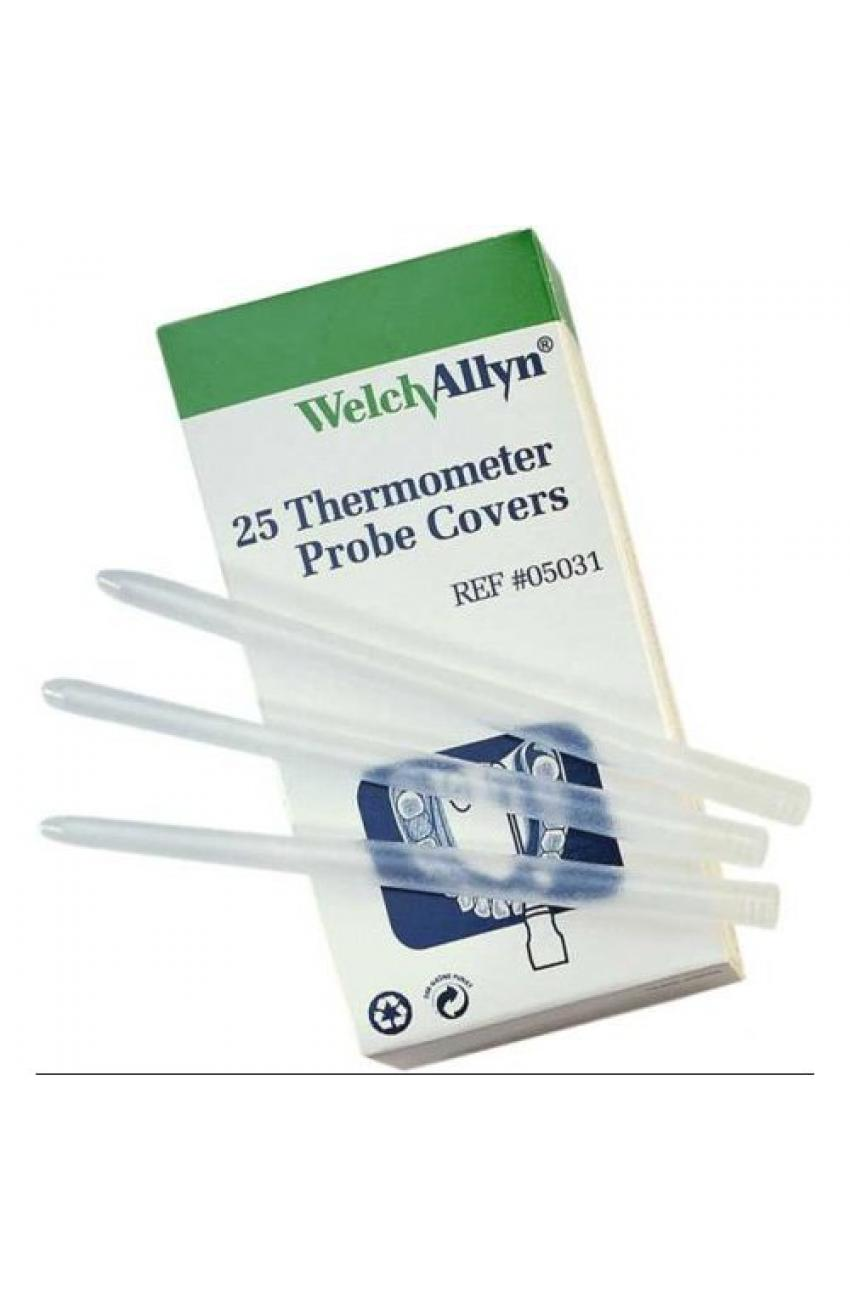 Welch Allyn Probe Covers for SureTemp 690 and 692 Thermometers - Disposable Probe Covers (1,000)