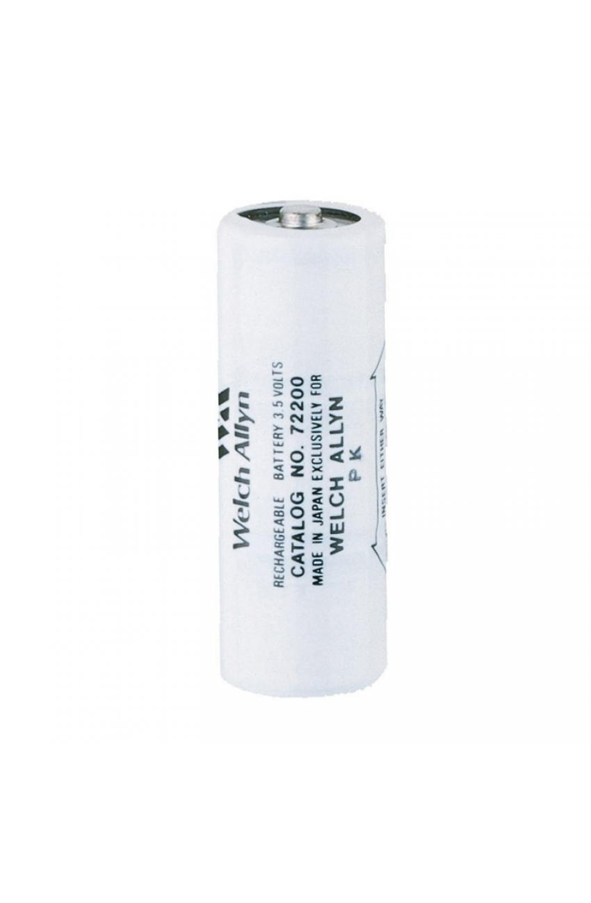 Welch Allyn 3.5V NiCad Rechargeable Battery - Model 72200 - OEM