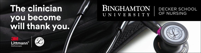 Binghampton Student Offer